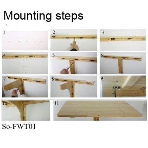 build wall mounted drop leaf table how to build how to build a wall mounted drop leaf table