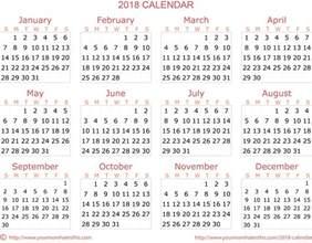 Calendar 2018 Template Png 2018 Calendar Quality Calendars
