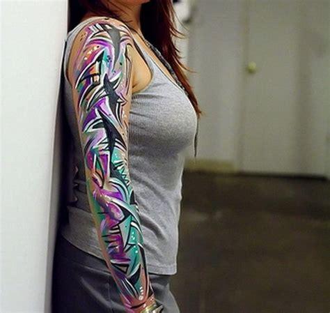 feminine tattoo sleeve designs 16 feminine sleeve tattoos for http slodive