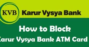 karur vysya bank atm how to fill sbi account opening form