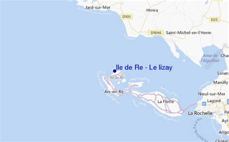 location bureau ile de ile de re le lizay surf forecast and surf reports