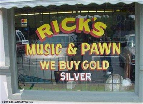 how does pawning work how to pawn something good how pawnshops work howstuffworks