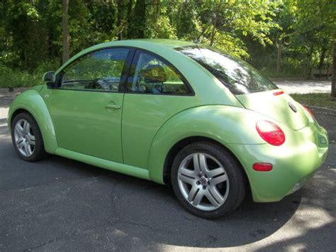 Volkswagen Beetle Gls by 1999 Volkswagen Beetle Gls Hatchback 2 Door 2 0l