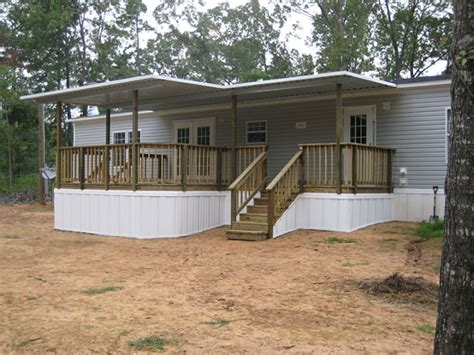 photos of decks on mobile homes studio design