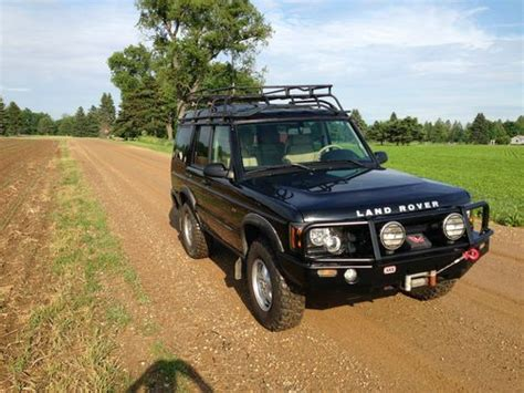 land rover discovery safari find used safari ready 2003 land rover discovery ii se7