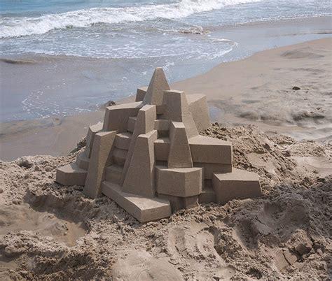 calvin seibert calvin seibert s elaborate sand castles booooooom