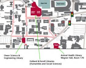 Washington State University Map by Library Hours And Locations Wsu Libraries
