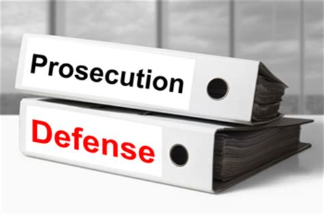 The Of A Criminal Record Review Use Of Records In Criminal Defense And Prosecution