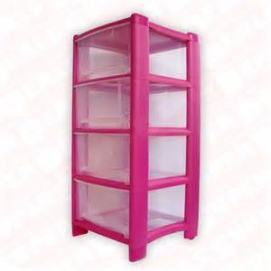 a4 plastic storage tower unit large 4 drawer ebay