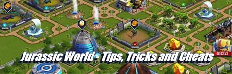 layout jurassic world the game jurassic world tips tricks and cheats for android and ios