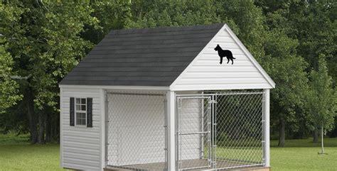 large small outdoor dog kennels custom backyard dog houses