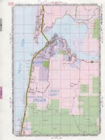 waldport map