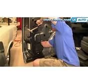 How To Install Replace Front Door Lock Actuator Dodge