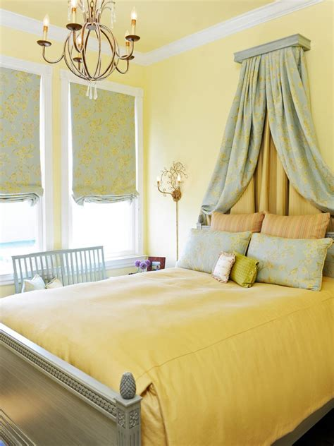 15 Cheery Yellow Bedrooms Hgtv | 15 cheery yellow bedrooms hgtv