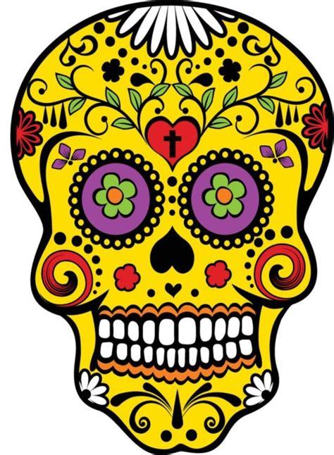 imagenes de calaveras pintadas 100 estados e im 225 genes de calaveras mexicanas para el