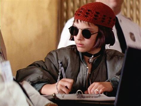Who Is Matilda In Leon Film | леон 1994 матильда 1990s pinterest natalie portman