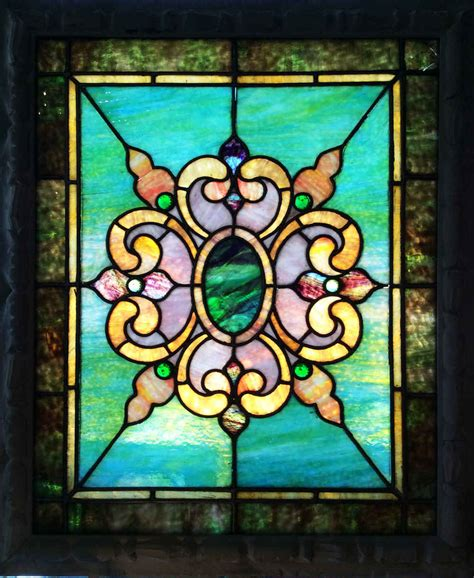 stained glass portland architectural salvage
