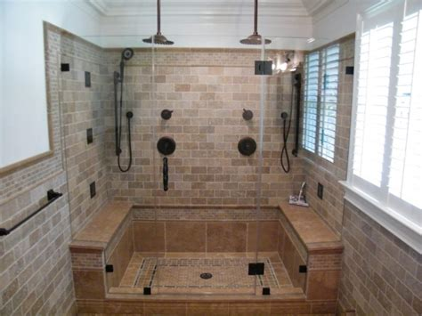 Bathroom Double Vanity Ideas by 20 Beautiful Ceramic Shower Design Ideas