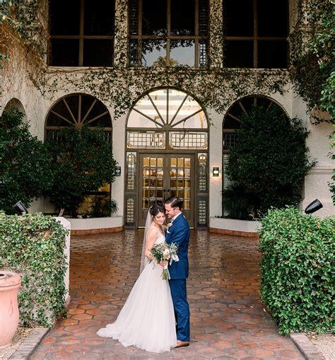 indoor outdoor wedding venue arizona grand resort spa