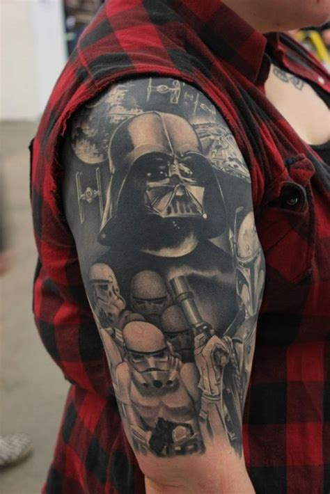 the greatest wars tattoos in the galaxy