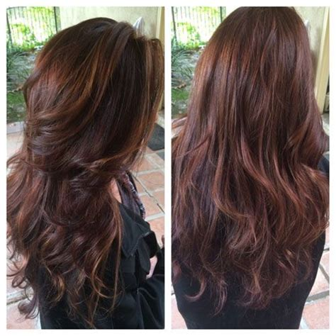 hair color formula we are loving this hair color formula to create a rich