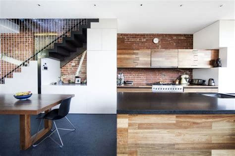 warehouse kitchen design old warehouse in melbourne acquires a new lease of life