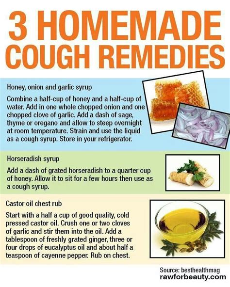 cough remedies home remedies
