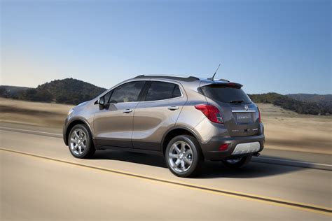 buick encore new 2013 buick encore small crossover photos and details