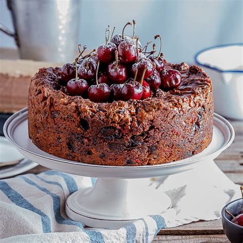 8 fruit cake recipe classic fruit cake with salted maple syrup simply delicious