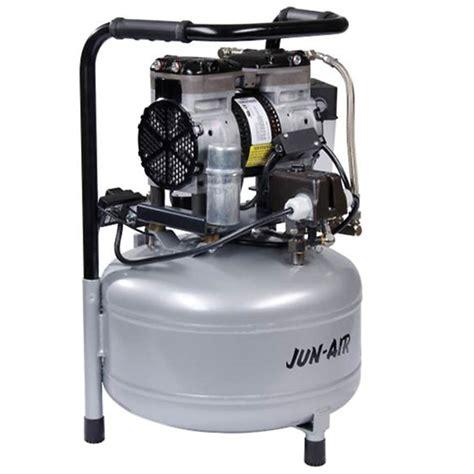 Compressor Oilless Jun Air Oilless Piston Air Compressor 3 2 Cfm 120 Psi 25 L