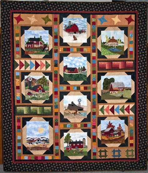Calendar Quilts Calendar Quilt Gallery