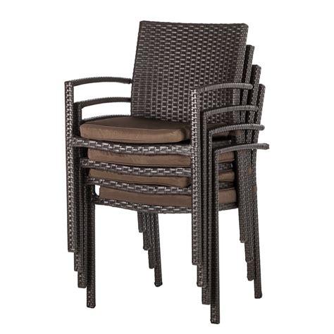 Stühle Outdoor by Armlehnstuhl Polyrattan Bestseller Shop F 252 R M 246 Bel Und