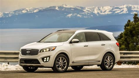 Msrp Kia Sorento 10 Best Suvs With 3rd Row Seating For 2017 Bestcarsfeed