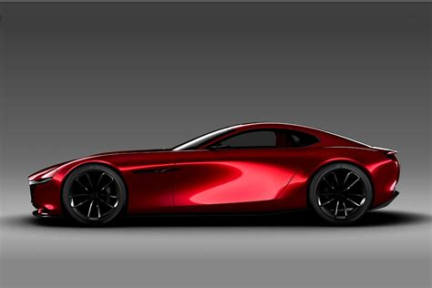 Mazda Rx Vision 2020 by 2020 Mazda Rx 9 Allegedly Approved For Production 400 Ps
