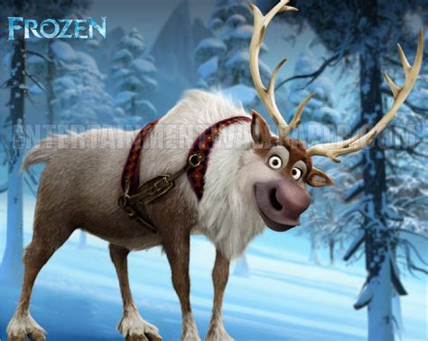wallpaper frozen sven sven wallpaper frozen photo 37370200 fanpop