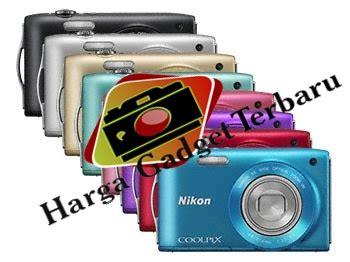 Kamera Nikon S3300 spesifikasi harga kamera nikon coolpix s3300 lengkap