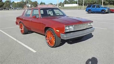 Burnt Orange Paint whippaparazzi candy burnt orange g body chevy malibu on