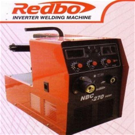 Mesin Las Redbo 250a lakoni falcon 205e mesin las 200a