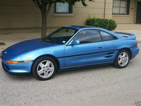 how things work cars 1993 toyota mr2 on board diagnostic system sell used 1993 toyota mr2 low miles rare color automatic in st george utah united
