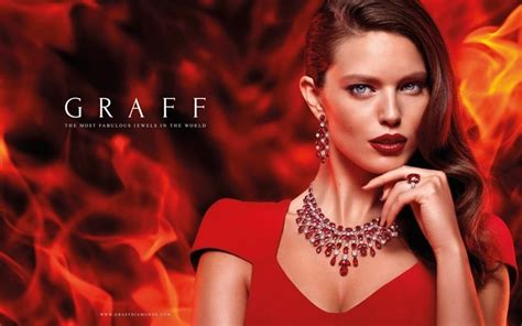 Graff Diamond mixed the Elements with Precious Jewels