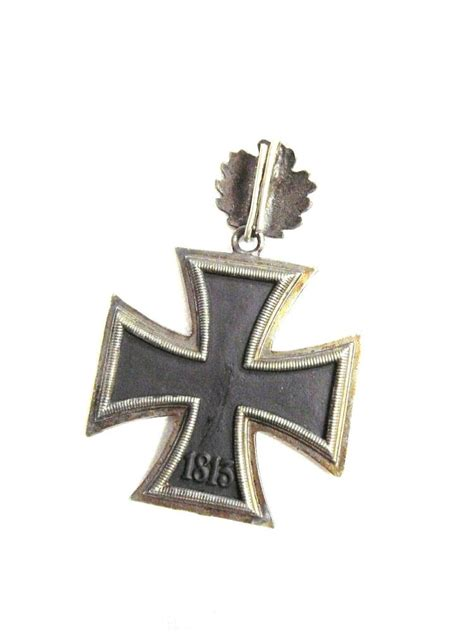 replica c 73 replica ww2 german knights cross w oakleaves ribbon