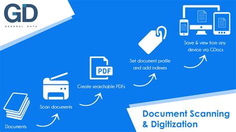digital document unlocking value in digital documents general data