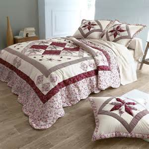 couvre lit patchwork blancheporte