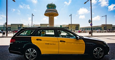 barcelona airport to city centre barcelona airport private transfer to from city center