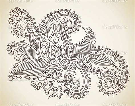 paisley pattern tattoo 20 best images about tattoos on pinterest sleeve henna
