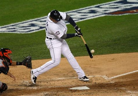 baseball power swing what miguel cabrera s new contract means to the tigers and
