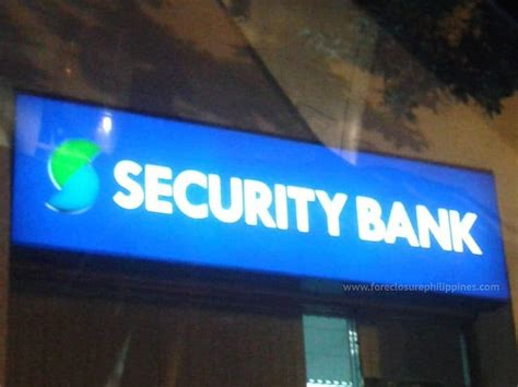 security bank security bank foreclosed properties 2015 updated