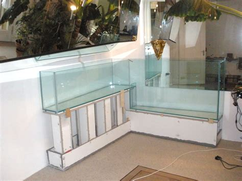 design eck aquarium glasatelier sch 246 nefeld technik und design in glas