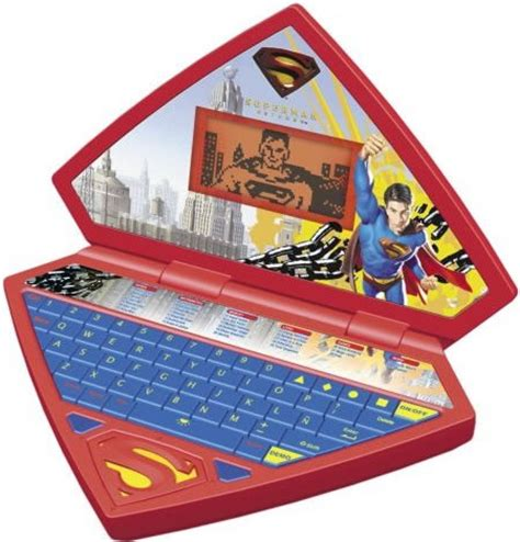 Now Even Your Laptop Can Be Stylish by Superman Laptop