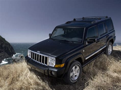 Jeep Commander Unlimited 2009 Jeep Commander Overview Cargurus